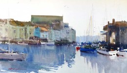 A day begins, Weymouth