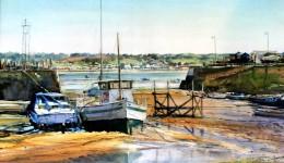 High and Dry, winner of the 2011 Herald Sun Camberwell Art Award